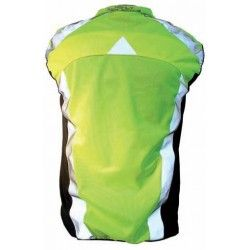 reflective sleeveless jacket windproof