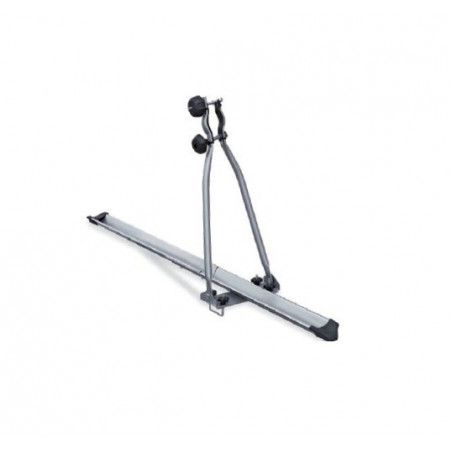 Bike rack for car to the roof Huggy in Steel Universal