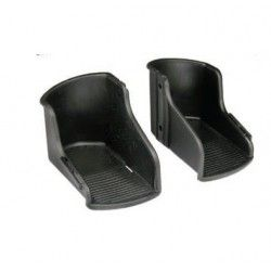 Pair of shoes for child seat Cat