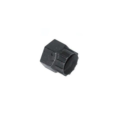 Key extractor for freewheel Shimano Cassette