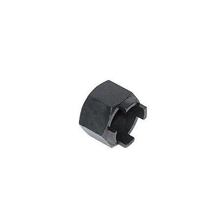 Key extractor for freewheel 4 teeth