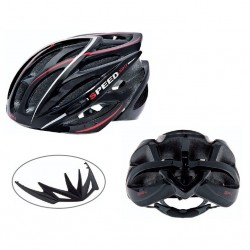 BRN Speed Light Helmet In-mold black