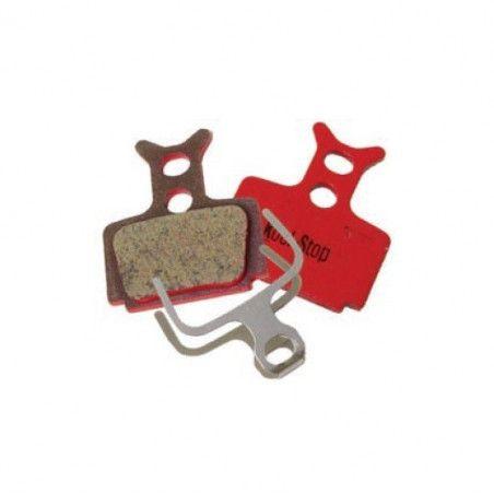 D-330 Pair Organic pads for Avid disc brakes Mega Formula One