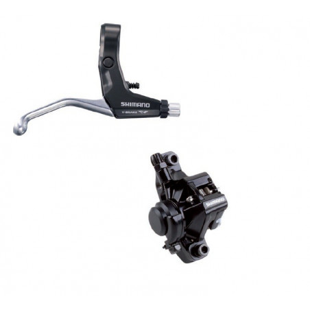 Shimano mechanical disc brake rear brake lever