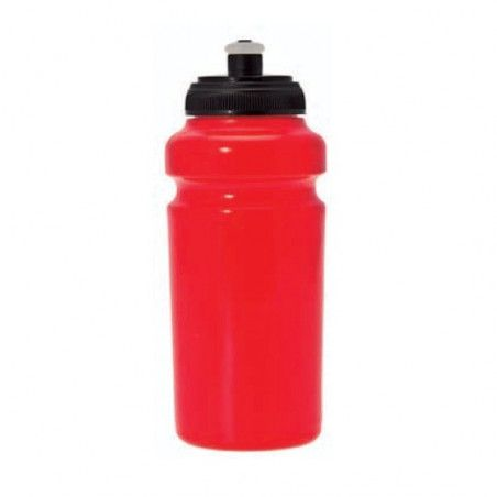 Standard Bottle 600 cc. Red
