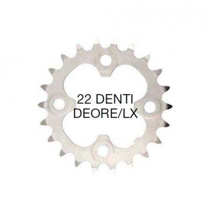 Gear MTB Shimano Deore LX 22 teeth