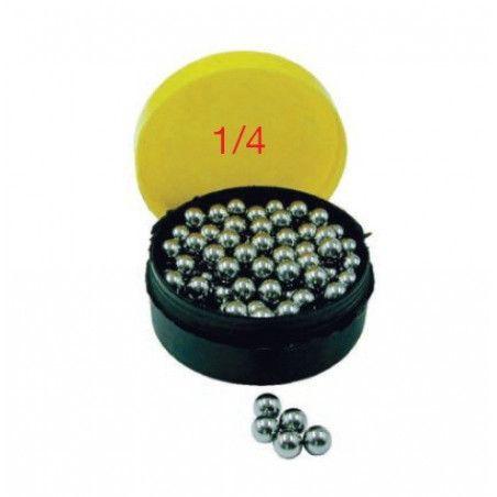 Balls 1/4 (Pack of 144 pcs.)
