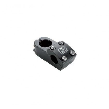 BMX handlebar column A-Head 1 1/8? black aluminum