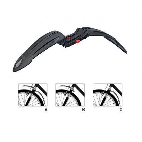 PAR65A vendita on line accessori parafanghi paraspruzzi per bici parafango per bicicletta