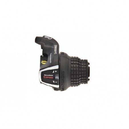 Grip Lever Shimano 6 velocity black