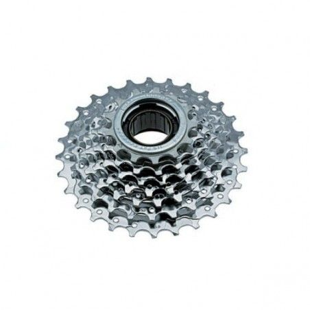 Freewheel 7 velocity Index Chrome 13/28