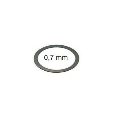 Shear plate 0,7 mm