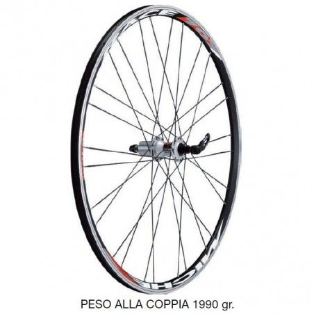 Racing Wheelset Miche Race M707 for Campagnolo 9/10/11 v