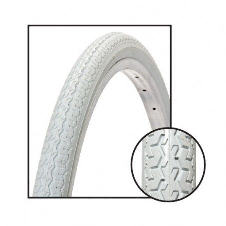 traditional tires 26 x 1.3 / 8 white