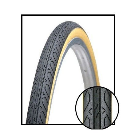 traditional Tires 650 x 28 Black / para