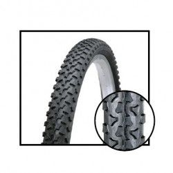 child Tires 12 x 1/2 x 1.75 (47-203) black