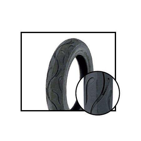 child Tires 12 x 1/2 x 2 1/4 (62-203) black