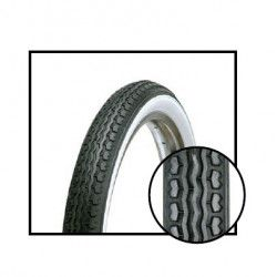 child Tires 16 x 1.75 (44-305) black / white