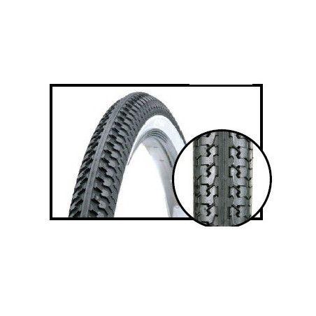 vintage tires 26 x 1.1 / 2 x 1.5 / 8 (44-584) black / white