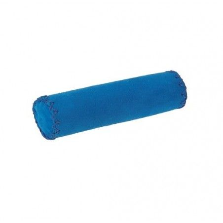 Fixed knobs suede blue