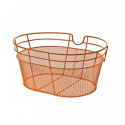 Front Basket Orange Fantasy