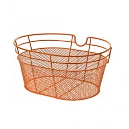 Front Basket Orange Fantasy