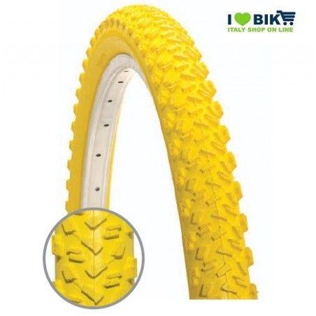 PL109G Copertura per bici MTB colorato giallo coperture mountain bike colorate accessori bici su ilovebike shop on line