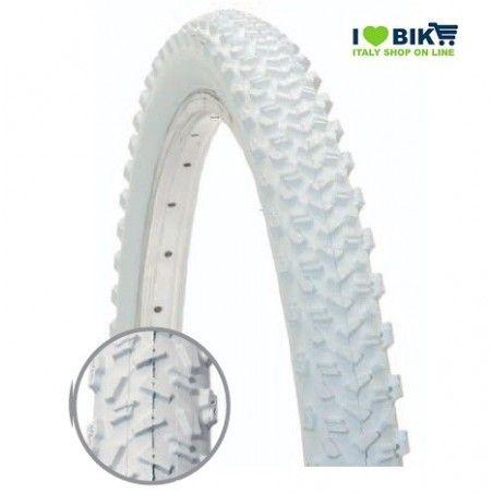 PL109B Copertura per bici MTB colorato 26 bianco coperture mountain bike colorate accessori bici su ilovebike shop on line