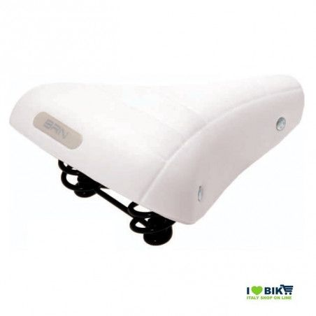 GEL saddle white