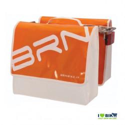 BO75A Borse a bisaccia in PVC antiacqua arancione accessori e ricambi bici negozio bici on line