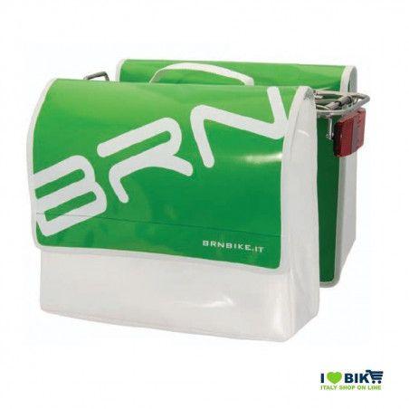 BO75V Borse a bisaccia in PVC antiacqua rosso accessori e ricambi bici negozio bici on line