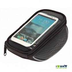 BO86N Borsetta FIXED portaoggetti e porta smartphone nera accessori e ricambi bici negozio bici on line