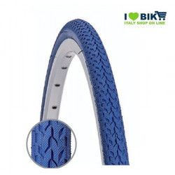 Bike fixed tire 700 x 24 blue