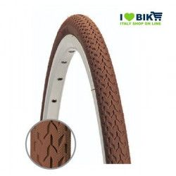 Bike fixed tire 700 x 24 brown