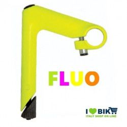PIA12FG piantone giallo fluo fluorescente per bicicletta accessori e ricambi on line i love bike shop