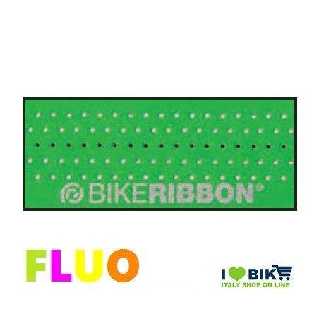 Fluo handlebar tape green