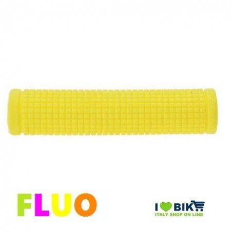 Knobs Tekno Fluo yellow