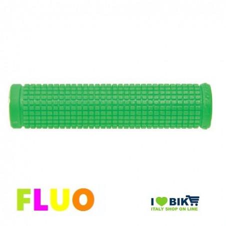 MO47FV manopole fixed verde fluo fluorescente per bicicletta accessori e ricambi on line i love bike shop