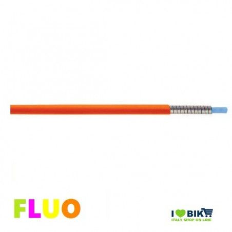 FLUO sheath orange 1 meter