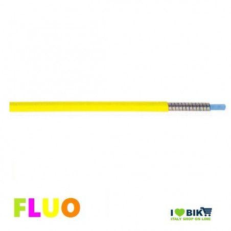 GU13FG guaina fixed giallo fluo fluorescente per bicicletta accessori e ricambi on line i love bike shop