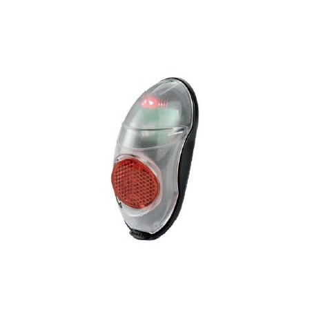 Plastic taillight Retro