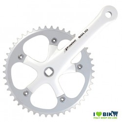 45 546 65WK guarnitura fixed soli bianca prowheel per scatto fisso on line negozio vendita