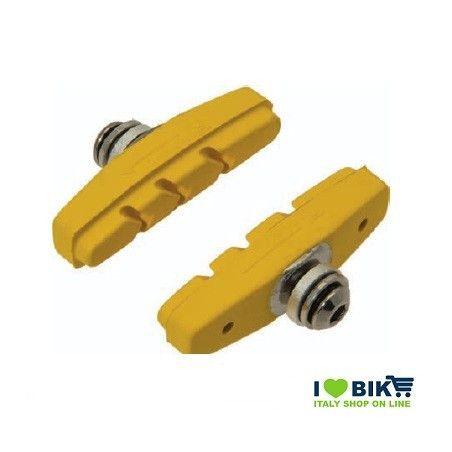 Fixed brake pads yellow