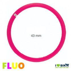 CE07FF cerchio ruote bicicletta fuxia rosa fluorescente fluo accessori e ricambi on line ilovebike