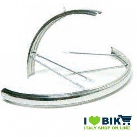 parafanghi bici olanda 26 inox per bici epoca retro on line shop negozio
