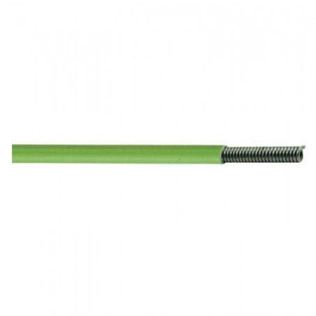 Sheath exchange 4mm green 1 meter