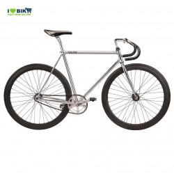 bici fixed cromata lusso n line shop bike single speed