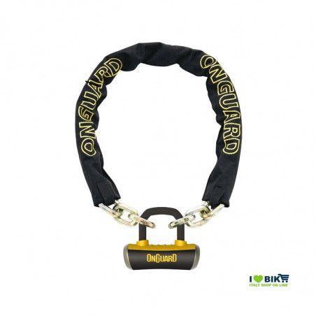 Padlock Chain Onguard Mastiff X4P 1100x10mm
