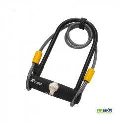 Padlock Arc Onguard X2 Power 115x230mm