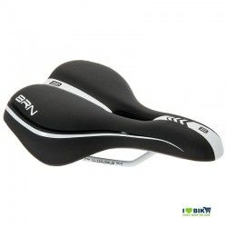 Saddle Dynamic City Woman black and white